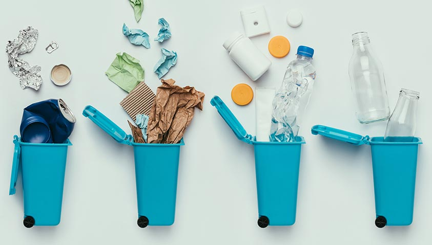 Ako je to s recykláciou?